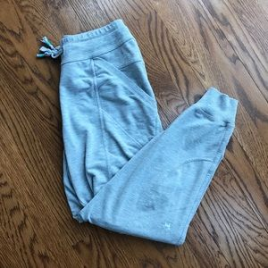 The Black Dog Gray Joggers!  Size XS